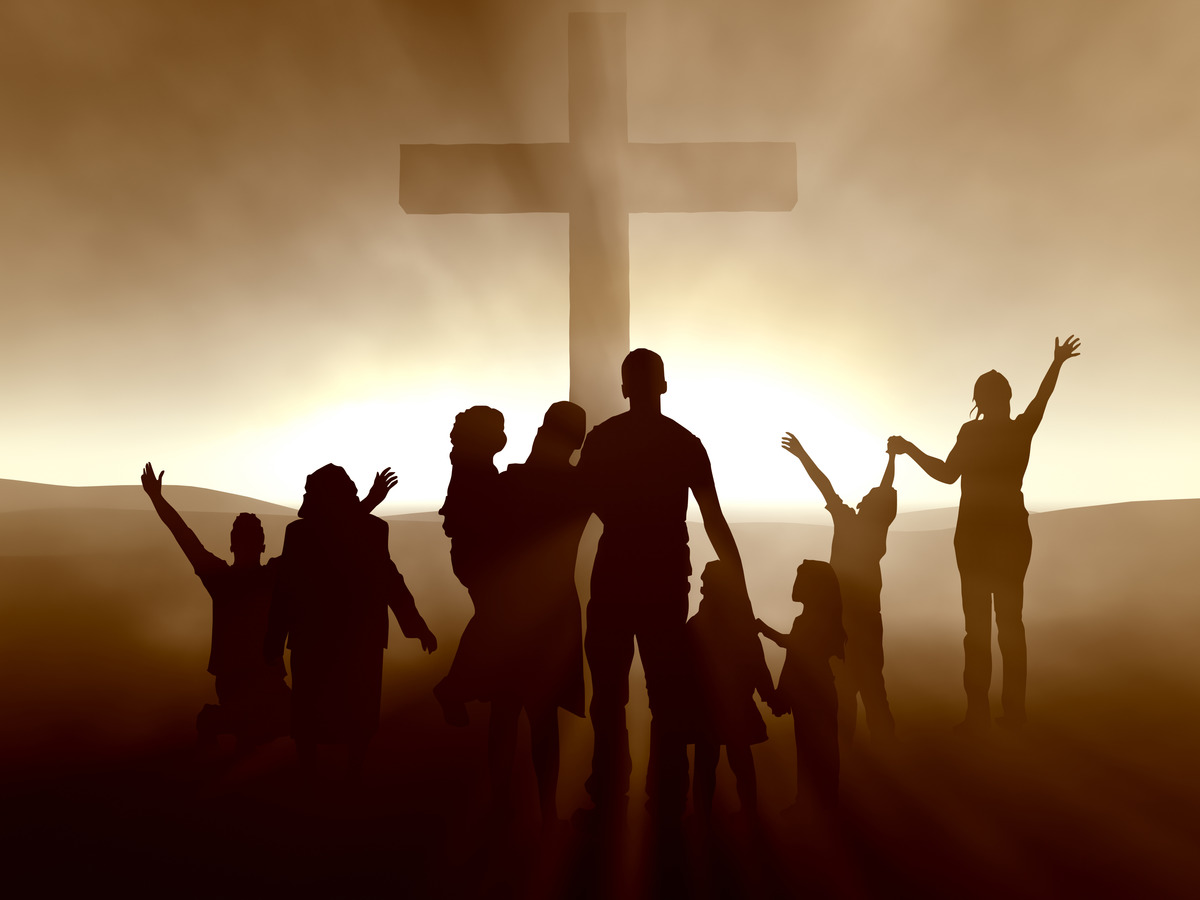 Become a Part of Our ChurchFamily